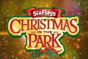 Christmas in the Park - Six Flags