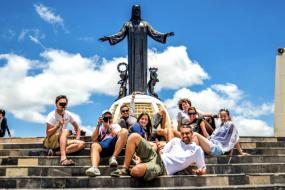 Guanajuato, Monumento a Cristo Rey y San Miguel