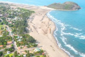 Playa de Villa Rica y Zona Arqueológica de Quiahuiztlan