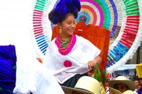 Feria del Café y Huipil en Cuetzalan