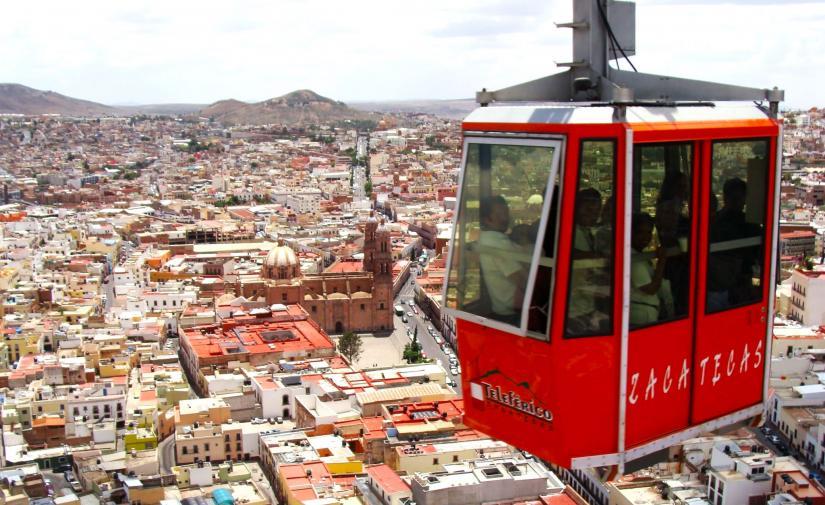Zacatecas, Aguas Calientes, San Juan de los Lagos y Leon