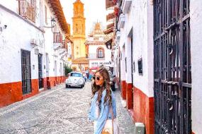 Taxco > Viaje con protocolo