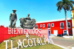 Tlacotalpan, Mandinga, San Juan de Ulua y Veracruz