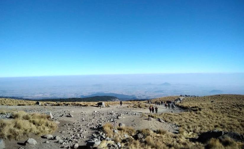 Nevado de Toluca y Metepec
