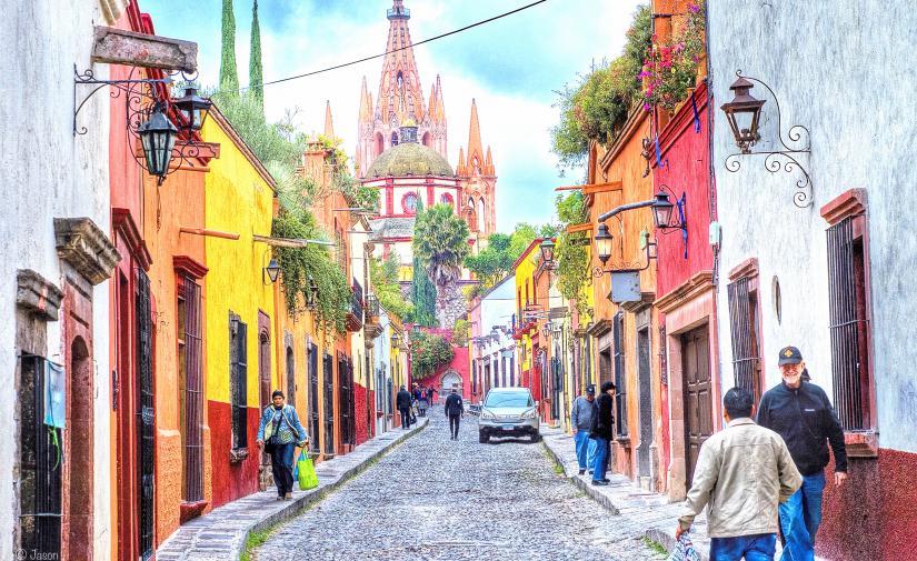 Dolores Hidalgo, San Miguel de Allende y Atotonilco