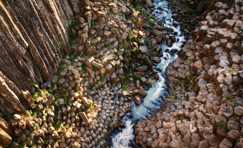 Prismas Basálticos, Huasca y Real del Monte