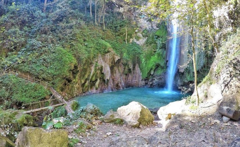 Tetela Pueblo Mágico y Cascadas de Aconco