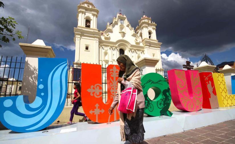 Juquila y Oaxaca