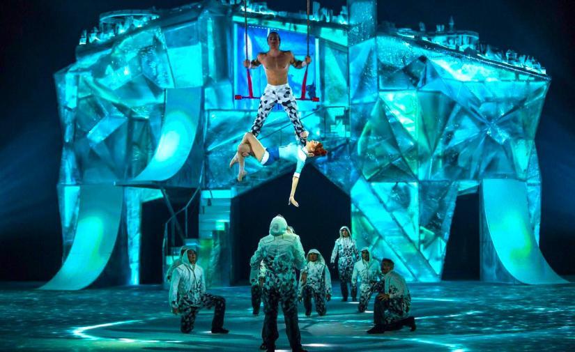 Circo Du Soleil -  Crystal