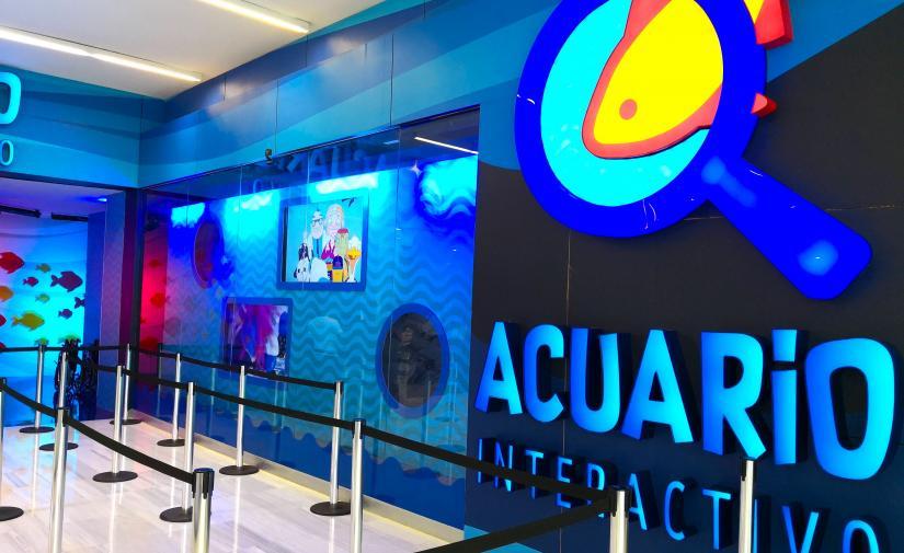 Acuario Inbursa y Museo Soumaya