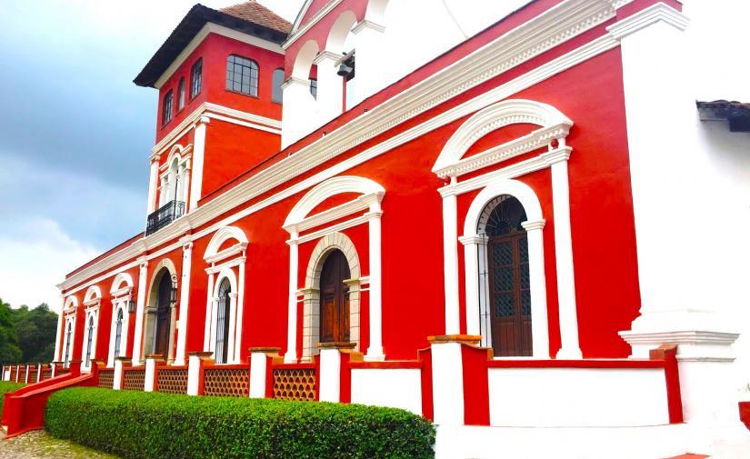 Hacienda de Panoaya y Venados acariciables