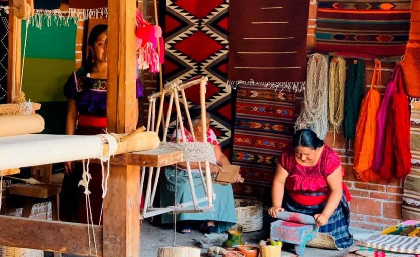 Oaxaca, Tlacolula, Teotitlán, Mitla y El Tule