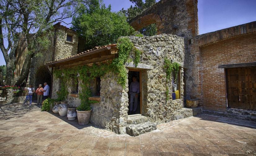 Ex Hacienda de Chautla y Val Quirico