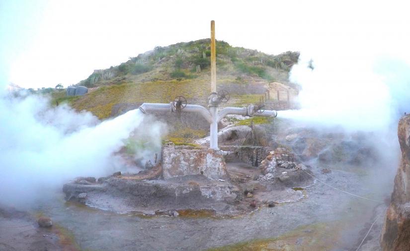 El Geiser - Aguas termales
