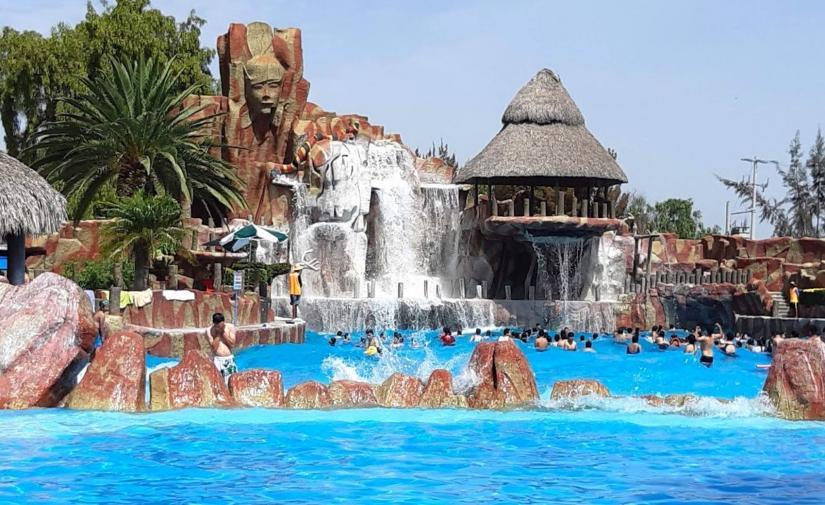 El Tephe Parque Acuático 💧