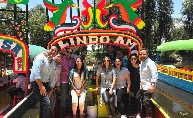 Feria del Tamal en Coyoacan