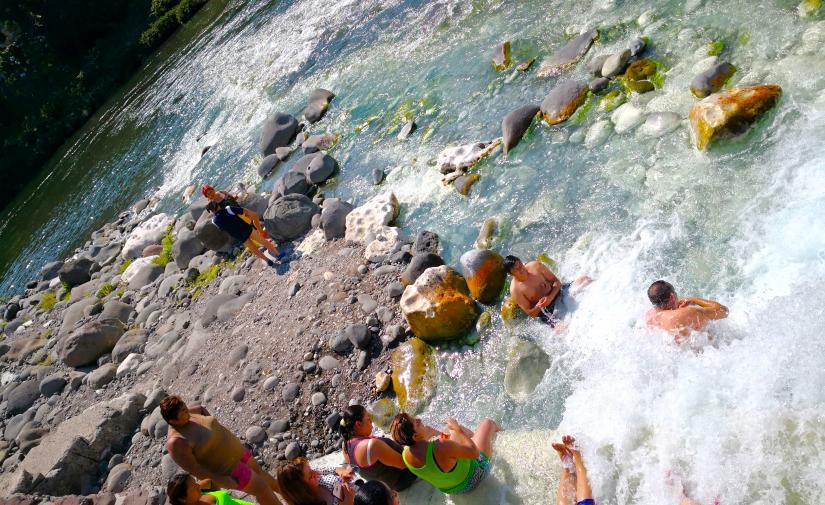 Aguas Termales el Carrizal y La Joya