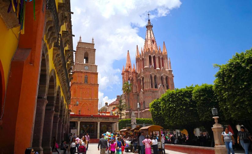 Guanajuato, Dolores Hidalgo y San Miguel