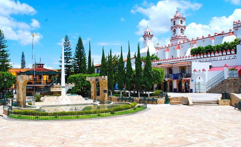 Balneario de Ixtapan de la Sal