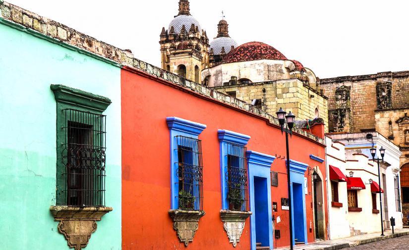 Oaxaca, Tlacolula, Matatlan 'fabrica de mezcal' , Mitla y El Tule