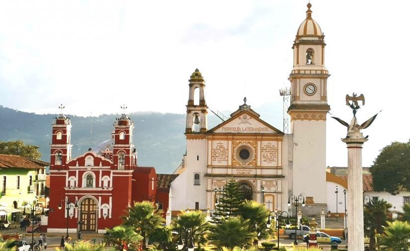 Jonotla 'Pueblo Mágico' y Zacapoaxtla